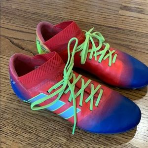 Adidas Messi youth soccer cleats
